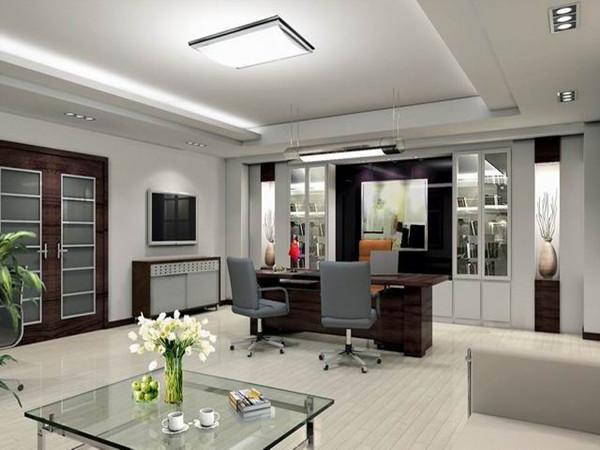 这里有最全的办公室装修风格大盘点