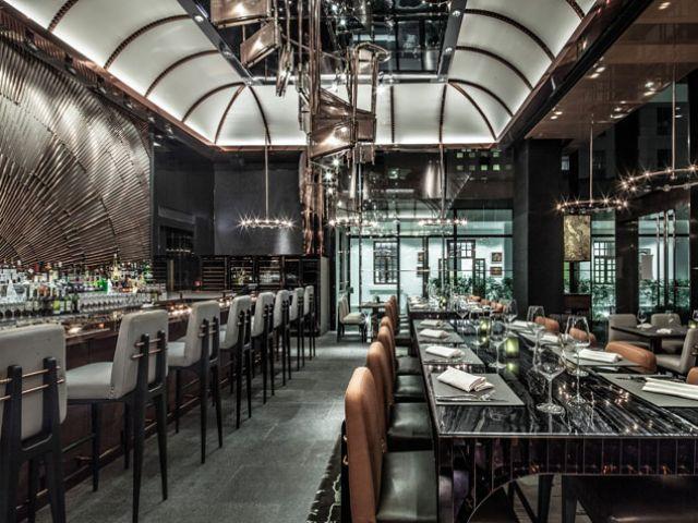 复古工业风格餐厅如何装修?看了才知道!