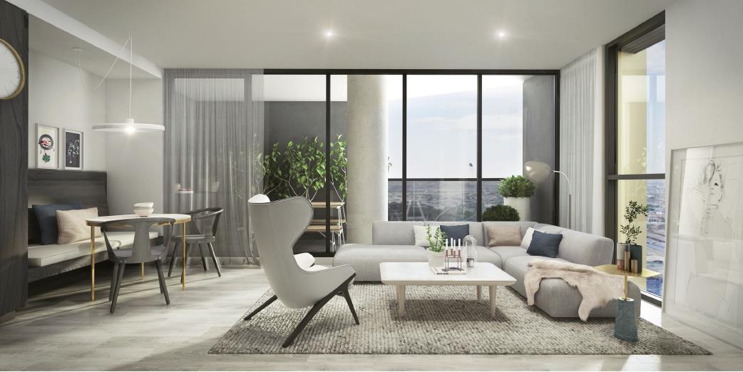 一,单身公寓装修设计的空间架构要简单明确