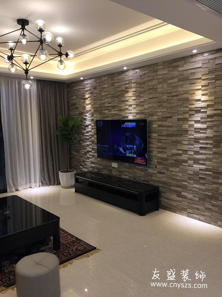 南山意境b栋—室内装饰—室内装修效果图