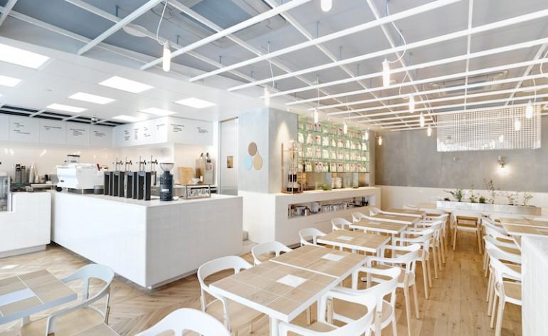 韩式咖啡厅装修风格,这样才更偶像剧哦