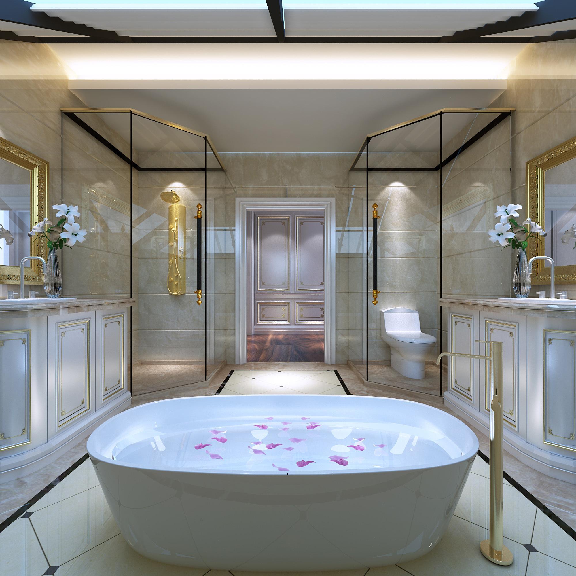 卫生间窗户的采光功用并不重要,其重点在于通风透气.