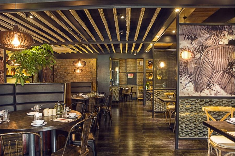 复古餐厅装修设计,怀旧风的魅力