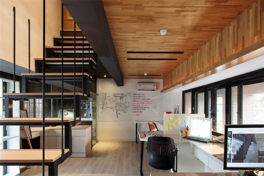 loft风格办公室装修