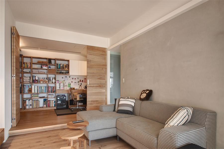 单身公寓装修设计,打造专属于你的个性空间!