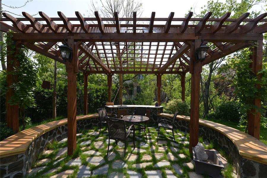 别墅花园设计,不得不看的三个变美小技巧