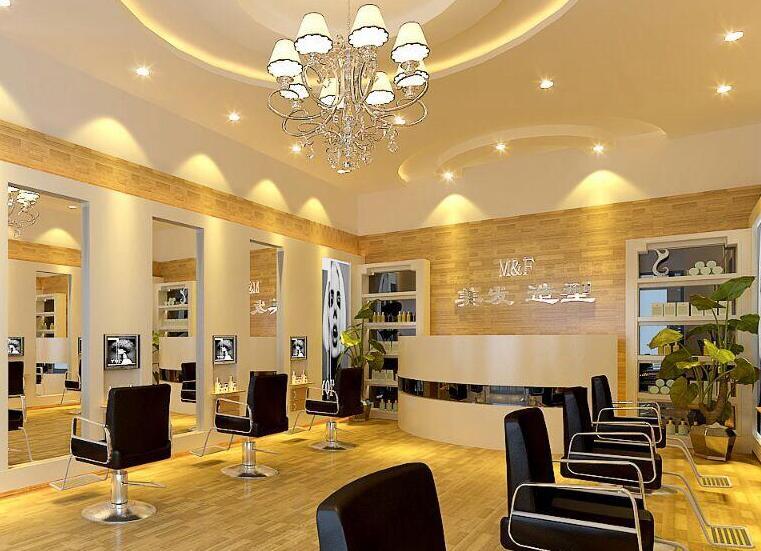 开一家50平米的理发店大概要多少钱?