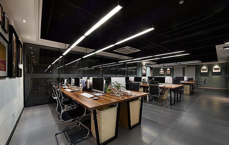 老板辦公室裝修圖片_辦公室實景圖